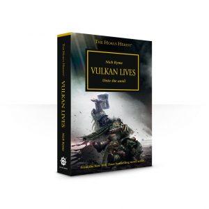 Games Workshop   The Horus Heresy Books Vulkan Lives: Book 26 (Paperback) - 60100181271 - 9781849706100