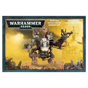 Games Workshop (Direct) Warhammer 40,000  Orks Ork Deff Dread - 99120103023 - 5011921018352