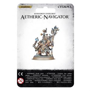 Games Workshop (Direct) Age of Sigmar  Kharadron Overlords Kharadron Overlords Aetheric Navigator - 99070205010 - 5011921083022