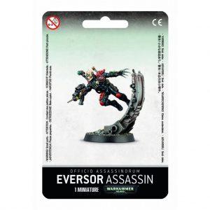 Games Workshop Warhammer 40,000  Officio Assassinorum Eversor Assassin - 99070108004 - 5011921066483