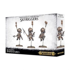 Games Workshop Age of Sigmar  Kharadron Overlords Kharadron Overlords Endrinriggers / Skywardens - 99120205021 - 5011921082988