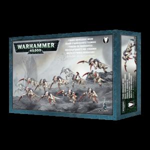 Games Workshop Warhammer 40,000  Tyranids Tyranid Hormagaunt Brood - 99120106020 - 5011921018185