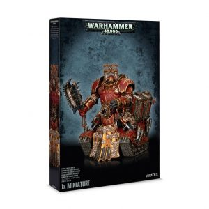 Games Workshop (Direct) Warhammer 40,000  Chaos Space Marines Khorne Lord of Skulls - 99120102041 - 5011921047420