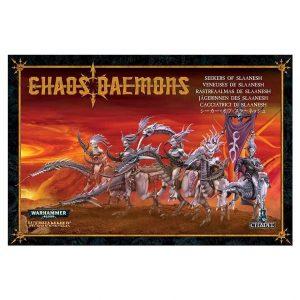 Games Workshop (Direct) Warhammer 40,000  Age of Sigmar Direct Orders Seekers of Slaanesh - 99129915005 - 5011921013357