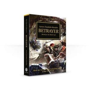 Games Workshop   The Horus Heresy Books Betrayer: Book 24 (Paperback) - 60100181242 - 9781849704960