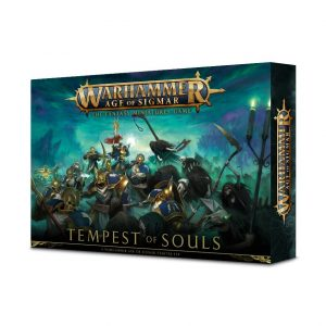Games Workshop Age of Sigmar  Age of Sigmar Essentials Age of Sigmar: Tempest of Souls - 60010299015 - 5011921102853