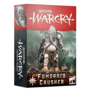 Games Workshop Age of Sigmar | Warcry  Warcry Warcry: Fomoroid Crusher - 99120201108 - 5011921129508