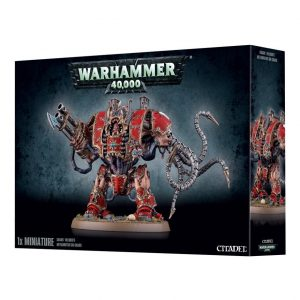 Games Workshop (Direct) Warhammer 40,000  Chaos Space Marines Chaos Space Marine Helbrute - 99120102043 - 5011921049653