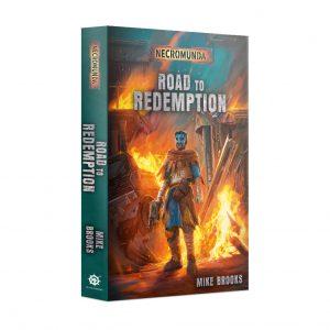 Games Workshop   Necromunda Books Road to Redemption (Paperback) - 60100581024 - 9781789990430