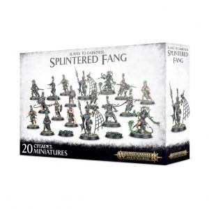 Games Workshop (Direct) Age of Sigmar  Slaves to Darkness Slaves to Darkness The Splintered Fang - 99120201092 - 5011921121960