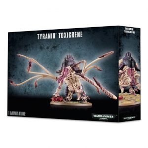 Games Workshop (Direct) Warhammer 40,000  Tyranids Tyranid Toxicrene / Maleceptor - 99120106033 - 5011921056408