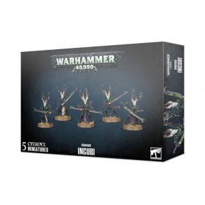 Games Workshop Warhammer 40,000  Drukhari Drukhari Incubi - 99120112051 - 5011921127511