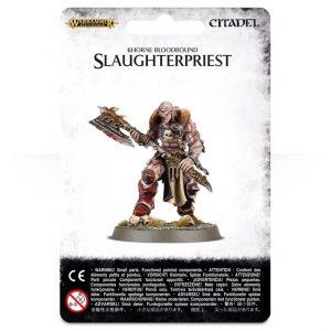 Games Workshop (Direct) Age of Sigmar  Blades of Khorne Khorne Slaughterpriest (2-handed Axe) - 99070201012 - 5011921063871