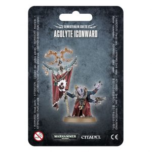 Games Workshop (Direct) Warhammer 40,000  Genestealer Cults Genestealer Cult Acolyte Iconward - 99070117002 - 5011921077250