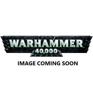 Games Workshop (Direct) Warhammer 40,000  Space Marines Space Marine Techmarine with Servitors - 99810101014 - 5011921024308
