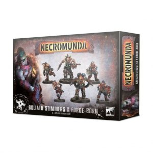 Games Workshop Necromunda  Necromunda Necromunda: Goliath Stimmers and Forge-born - 99120599018 - 5011921133178
