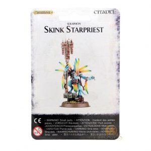 Games Workshop Age of Sigmar  Seraphon Skink Starpriest - 99070208003 - 5011921066490