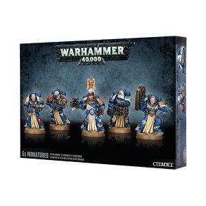 Games Workshop Warhammer 40,000  Space Marines Space Marine Sternguard Veteran Squad - 99120101232 - 5011921092352