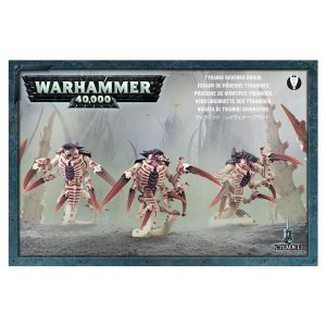 Games Workshop (Direct) Warhammer 40,000  Tyranids Tyranid Ravener Brood - 99120106016 - 5011921017331