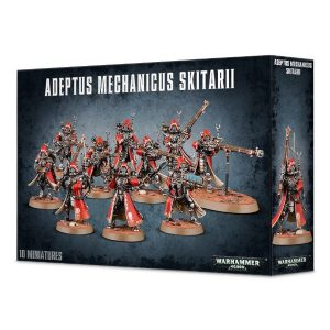 Games Workshop Warhammer 40,000  Adeptus Mechanicus Adeptus Mechanicus Skitarii - 99120116033 - 5011921155934