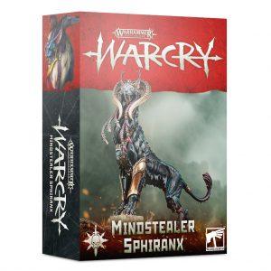 Games Workshop Age of Sigmar   Warcry  Warcry Warcry: Mindstealer Sphiranx - 99120201109 - 5011921129515