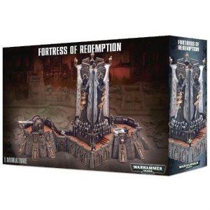 Games Workshop (Direct) Warhammer 40,000  40k Terrain Fortress of Redemption - 99120101082 - 5011921017386