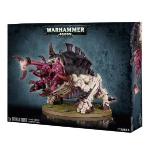 Games Workshop (Direct) Warhammer 40,000  Tyranids Tyranid Haruspex / Exocrine - 99120106026 - 5011921048878