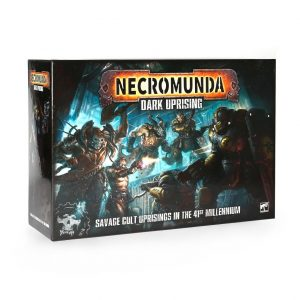 Games Workshop Necromunda  Necromunda Necromunda: Dark Uprising - 60010599002 - 5011921125685