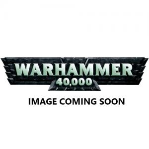 Games Workshop (Direct) Warhammer 40,000  Chaos Space Marines Red Corsairs Huron Blackheart - 99800102003 - 5011921023158