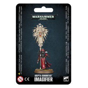 Games Workshop Warhammer 40,000  Adepta Sororitas Adepta Sororitas Imagifier - 99070108006 - 5011921126194