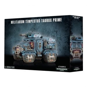Games Workshop (Direct) Warhammer 40,000  Astra Militarum Taurox Prime / Taurox - 99120105054 - 5011921049974