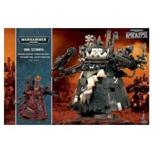 Games Workshop (Direct) Warhammer 40,000  Orks Ork Stompa - 99120103021 - 5011921013388