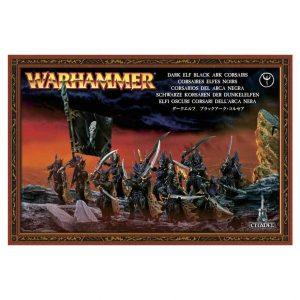 Games Workshop (Direct) Age of Sigmar  Age of Sigmar Direct Orders Dark Elf Black Ark Corsairs - 99120212003 - 5011921008735