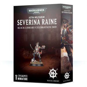 Games Workshop (Direct) Warhammer 40,000  Astra Militarum Astra Militarum Severina Raine - 99810105031 - 5011921113316