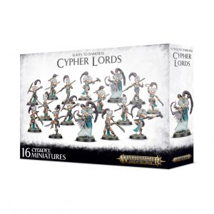 Games Workshop (Direct) Age of Sigmar  Slaves to Darkness Slaves to Darkness Cypher Lords - 99120201090 - 5011921121946