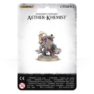 Games Workshop (Direct) Age of Sigmar  Kharadron Overlords Kharadron Overlords Aether-Khemist - 99070205011 - 5011921083046