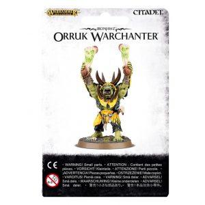 Games Workshop (Direct) Age of Sigmar  Orruk Warclans Orruk Warchanter - 99070209004 - 5011921070268