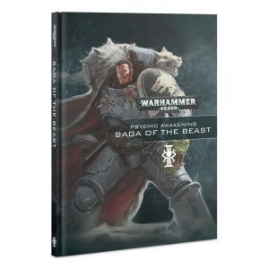 Games Workshop Warhammer 40,000  Psychic Awakening Psychic Awakening: Saga of The Beast - 60040199114 - 9781788267854