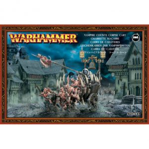 Games Workshop (Direct) Age of Sigmar  Age of Sigmar Direct Orders Corpse Cart - 99120207013 - 5011921002511