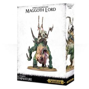 Games Workshop (Direct) Age of Sigmar  Maggotkin of Nurgle Nurgle Maggoth Lord / Bloab Rotspawned - 99120201038 - 5011921063772