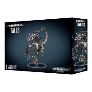 Games Workshop Warhammer 40,000  Drukhari Drukhari Talos - 99120112030 - 5011921087488