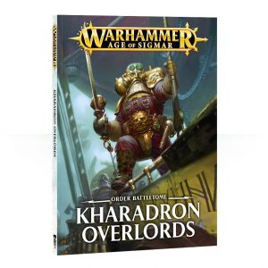 Games Workshop (Direct) Age of Sigmar  Kharadron Overlords Battletome: Kharadron Overlords (Softback) - 60030205010 - 9781785818905