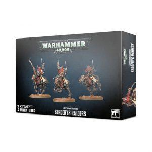 Games Workshop Warhammer 40,000  Adeptus Mechanicus Adeptus Mechanicus Serberys Raiders - 99120116026 - 5011921135790
