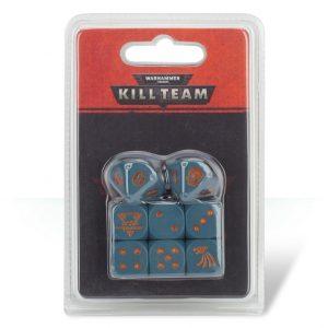 Games Workshop (Direct) Kill Team  Kill Team Kill Team: Elucidan Starstriders Dice - 99220699002 - 5011921103522