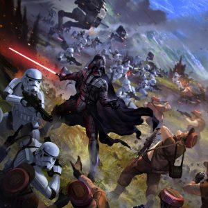 Star Wars Legion Extras