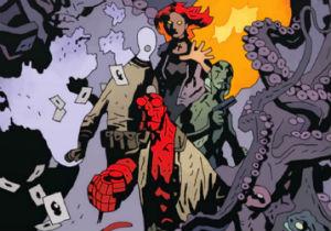 Hellboy: The Board Games