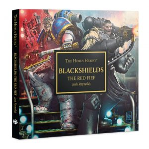 Games Workshop   Warhammer 40000 Books Blackshields: Red Fief (audiobook) - 60680181120 - 9781784966942