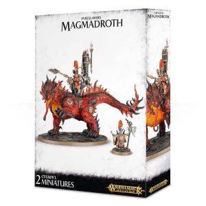 Games Workshop (Direct) Age of Sigmar  Fyreslayers Fyreslayers Magmadroth - 99120205017 - 5011921067640