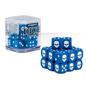 Games Workshop (Direct)   D6 Citadel Dice Cube - Blue - 99229999148 - 5011921068203B