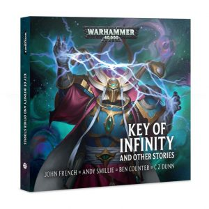Games Workshop   Audiobooks The Key of Infinity & Other Stories (audiobook) - 60680181125 - 9781784968427